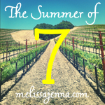 The Summer of 7 Melissa Jenna Godsey