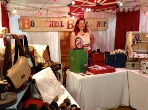 Bombshell Betty Shop at Remnants of the Past in San Luis Obispo
